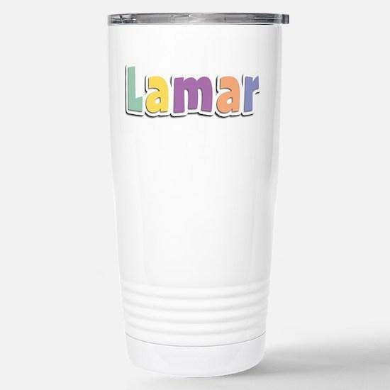 Lamar Spring14 Stainless Steel Travel Mug