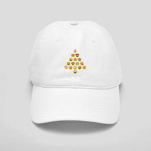 Emoji Christmas Tree emojis Cap