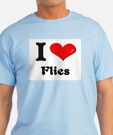 I love flies T-Shirt