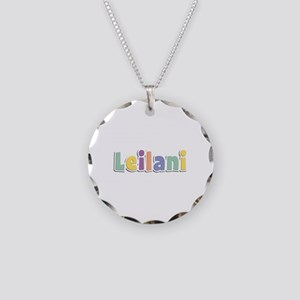 Leilani Spring14 Necklace Circle Charm