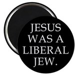 Jesus Was a Liberal Jew Magnet (10 pack)