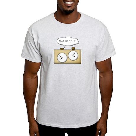 Chess : Slap Me Silly! Light T-Shirt