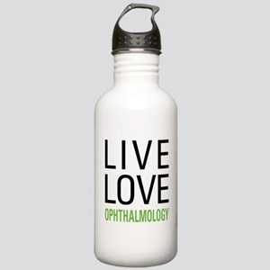 Live Love Ophthalmolog Stainless Water Bottle 1.0L