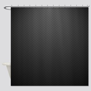 Metal Texture Shower Curtain