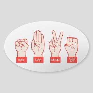 R-P-S-TS Sticker (Oval)