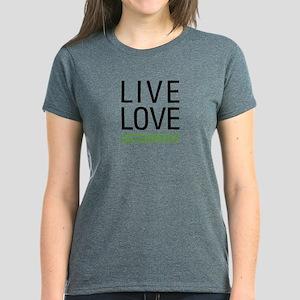 Osteopathy Women's Dark T-Shirt