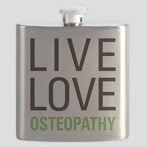 Osteopathy Flask