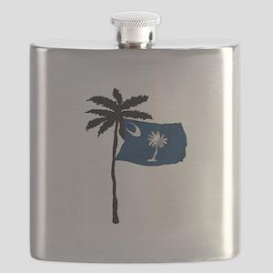 SOUTH CAROLINA NOW Flask