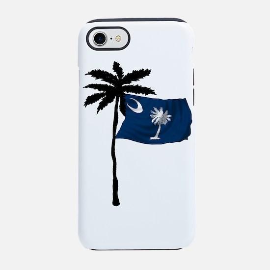 SOUTH CAROLINA NOW iPhone 7 Tough Case