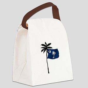 SOUTH CAROLINA NOW Canvas Lunch Bag