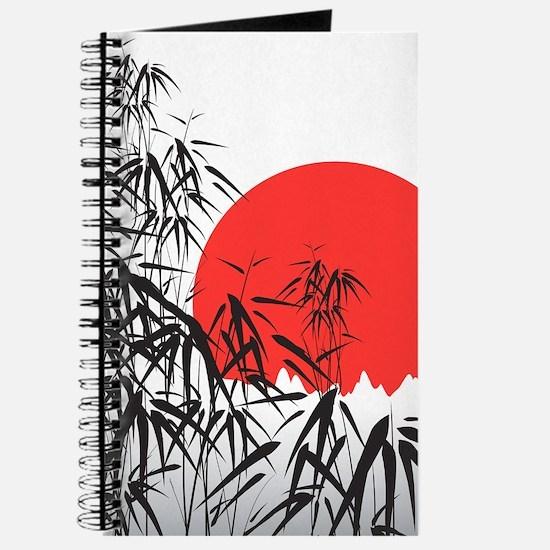 Asian Sunset Journal