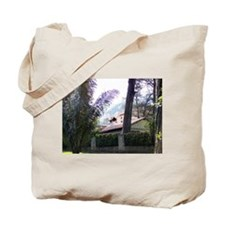 Museum Grounds Tote Bag
