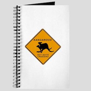 Kangaroo Sign Journal