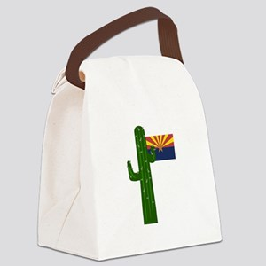 FOR ARIZONA Canvas Lunch Bag