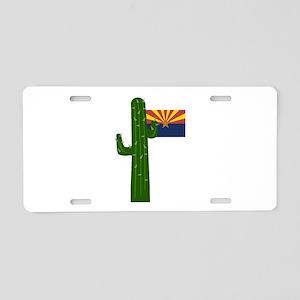 FOR ARIZONA Aluminum License Plate