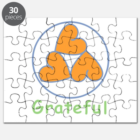 Triangle of Hearts Puzzle