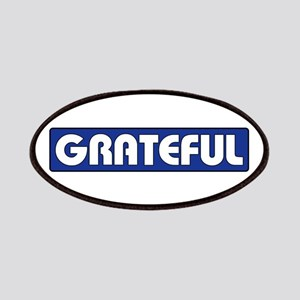 GRATEFUL Patches