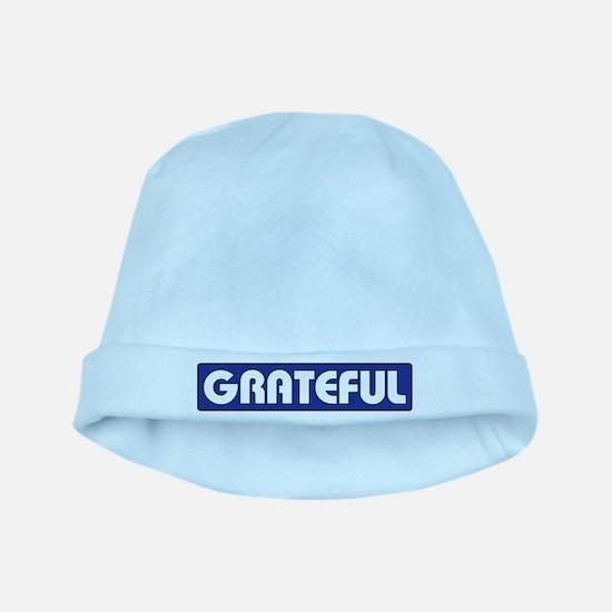 GRATEFUL baby hat