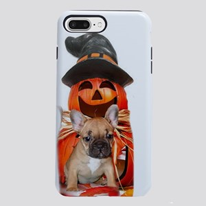 Halloween French Bulldogs iPhone 7 Plus Tough Case