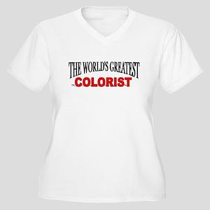 """The World's Greatest Colorist"" Women's Plus Size"