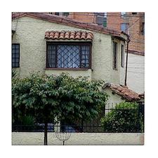 Bogota House Tile Coaster