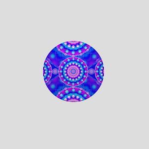 Tribal Mandala 4 Mini Button