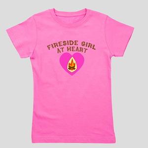 Fireside Girl at Hear T-Shirt