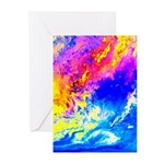 Beautiful weather Greeting Cards