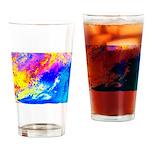 Beautiful weather Drinking Glass