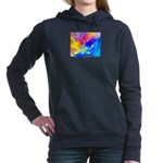 Beautiful weather Women's Hooded Sweatshirt