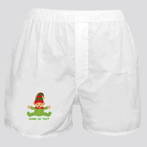 Elf in Training Boxer Shorts
