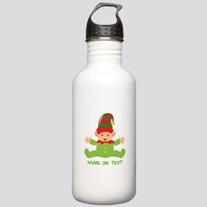 Elf in Training Stainless Water Bottle 1.0L