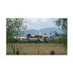 View of Tabio Wall Decal