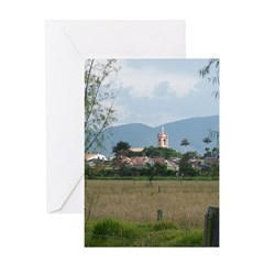 View of Tabio Greeting Cards