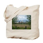 View of Tabio Tote Bag