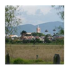 View of Tabio Tile Coaster
