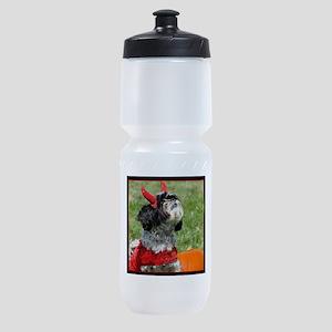 Halloween Shih Tzu Sports Bottle
