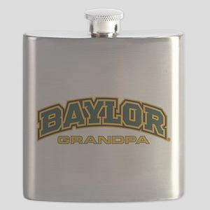 Baylor Grandpa Flask