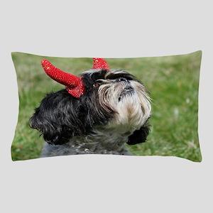Halloween Shih Tzu Pillow Case