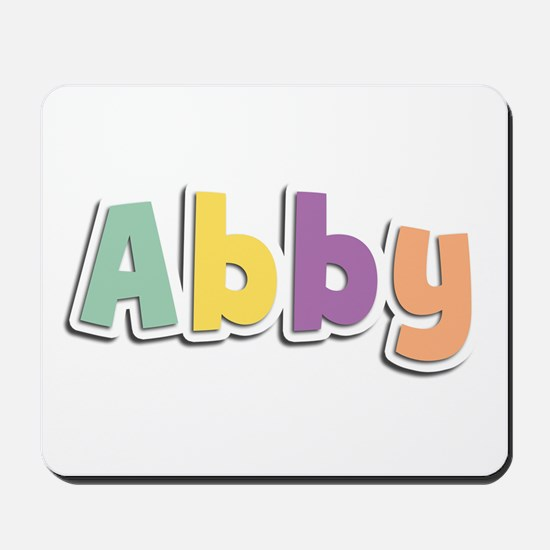 Abby Spring14 Mousepad
