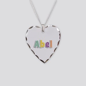 Abel Spring14 Heart Necklace