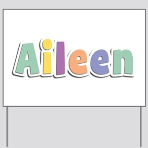Aileen Spring14 Yard Sign