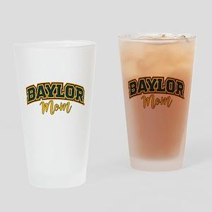Baylor Mom Drinking Glass