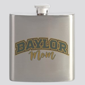 Baylor Mom Flask