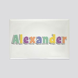 Alexander Spring14 Rectangle Magnet