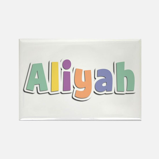 Aliyah Spring14 Rectangle Magnet