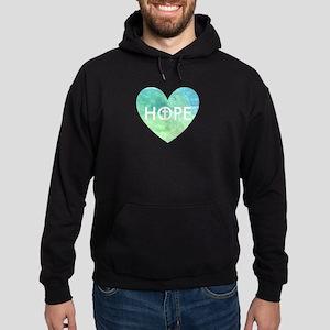 Hope in Jesus Hoodie (dark)