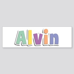 Alvin Spring14 Bumper Sticker