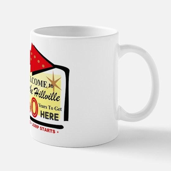 Over the Hillville 60 Mug