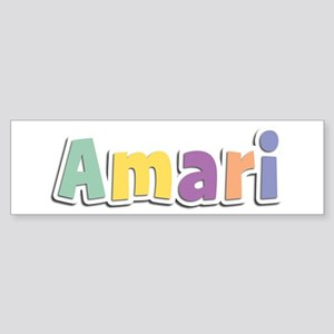 Amari Spring14 Bumper Sticker